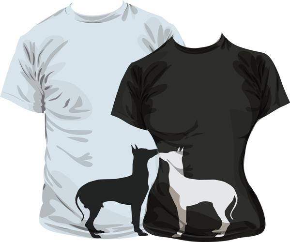 הדפסת חולצות מעוצבות כהצהרה אופנתית