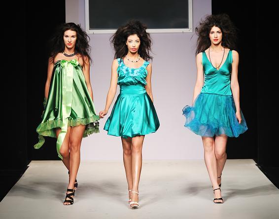 תצוגות אופנה קטנות – חוויתם?